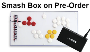 Smash Box now on Pre-Order!
