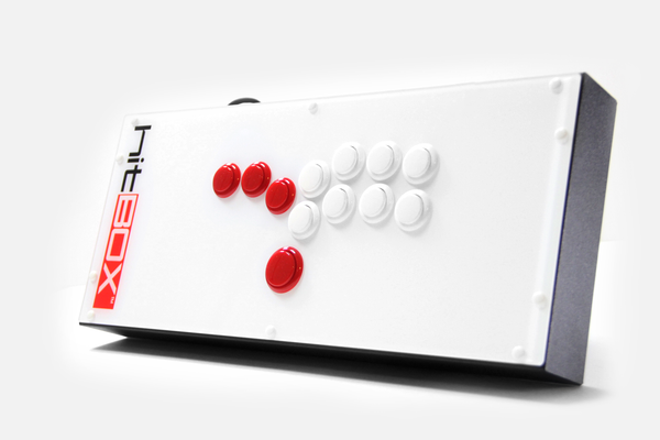 Hit Box Arcade - All-Button Fighting Game Controllers