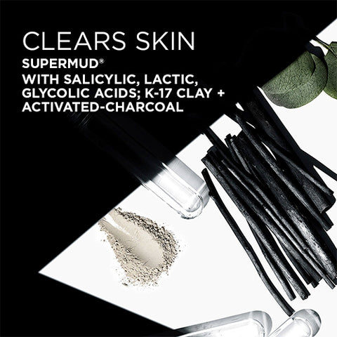 SUPERMUD® INSTANT CLEARING TREATMENT MASK