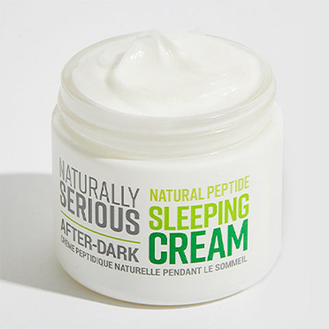 After-Dark Natural Peptide Sleeping Cream