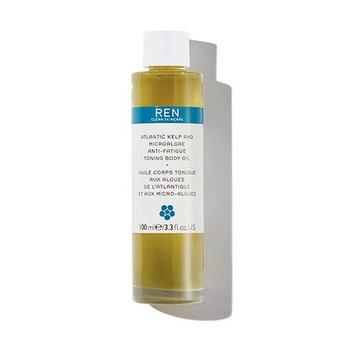 Atlantic Kelp and Microalgae Anti-Fatigue Toning Body Oil