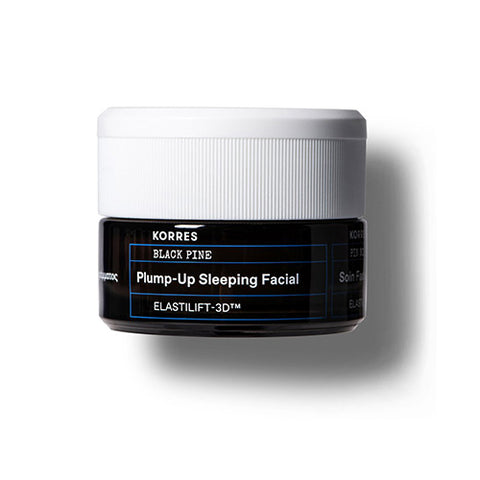 Black Pine Plump-Up Sleeping Facial