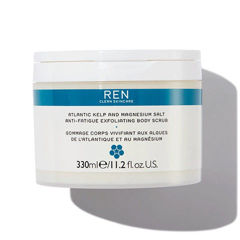 Atlantic Kelp and Magnesium Salt Anti-Fatigue Exfoliating Body Scrub