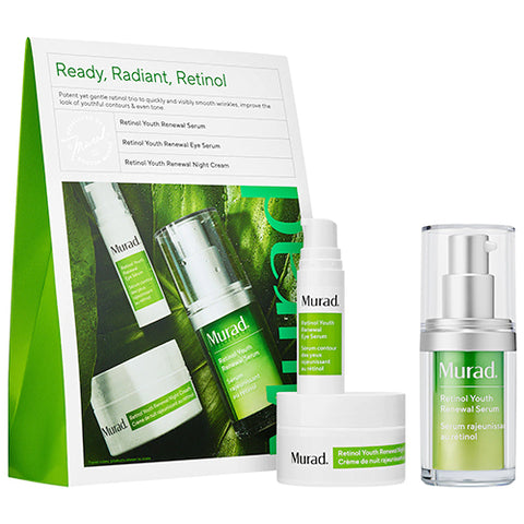 Ready, Radiant, Retinol Kit($98.00 value)