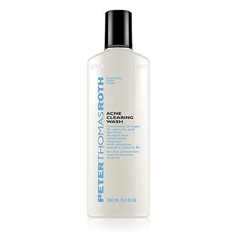 Acne Clearing Wash