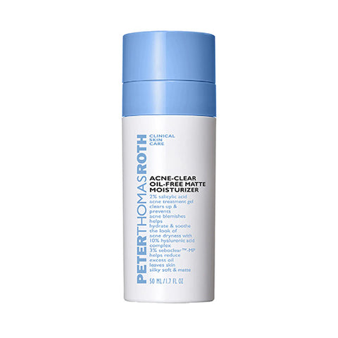 Acne-Clear Oil-Free Matte Moisturizer