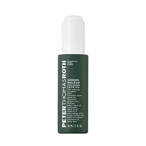Green Releaf Calming Face Oil