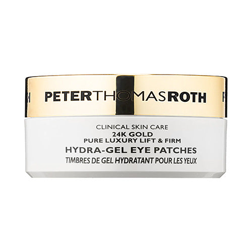 24K Gold Pure Luxury Lift & Firm Hydra-Gel Eye Patches