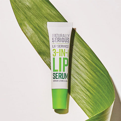 Lip Service 3-In-1 Lip Serum