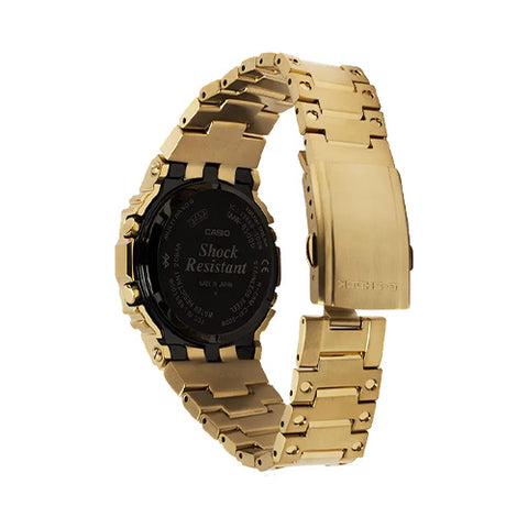 Men's Gold IP Watch Classic Aesthetic GMWB5000GD-9