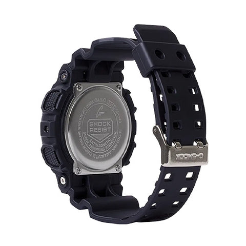 Men's Analog-Digital Watch Black GA140-1A4
