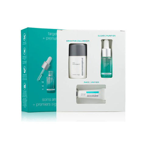 Clear + Brighten Kit ($75.00 value)