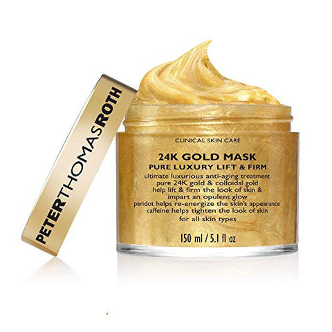 24K Gold Mask Pure Luxury Lift & Firm