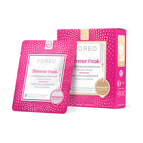 Shimmer Freak Mask
