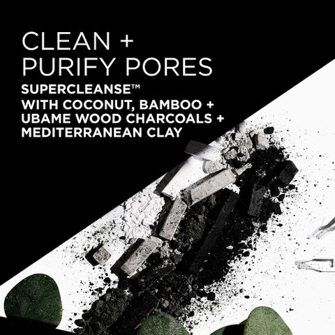 SUPERCLEANSE™ CLEARING CREAM-TO-FOAM CLEANSER