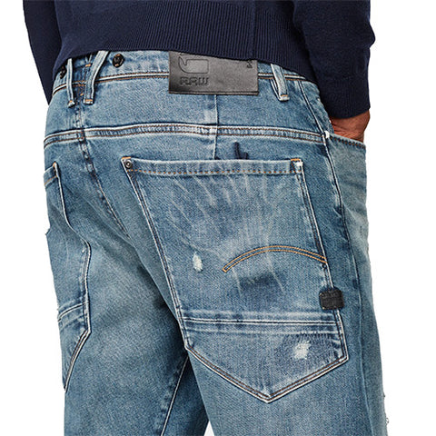 Moddan Type C Relaxed Tapered Jeans-Dandy Restored