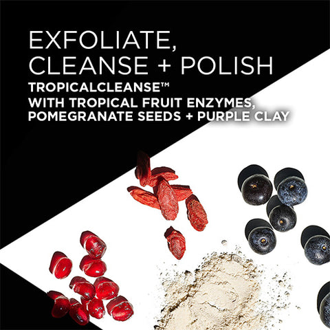 TROPICALCLEANSE™ DAILY EXFOLIATING CLEANSER