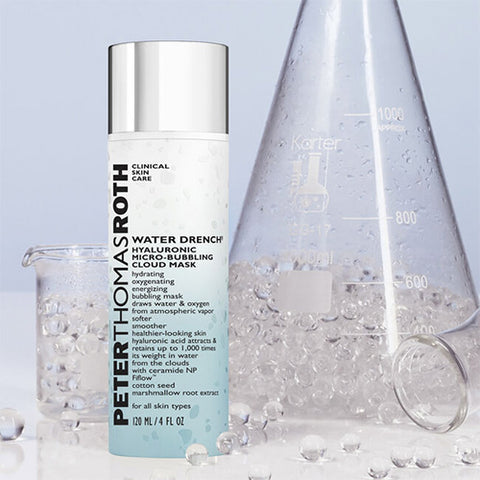 Water Drench Hyaluronic Micro-Bubbling Cloud Mask