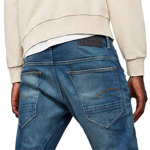 Arc 3D Slim Jeans-Medium Aged