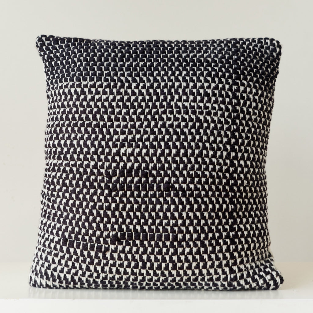 SATIRO Pillow in Black