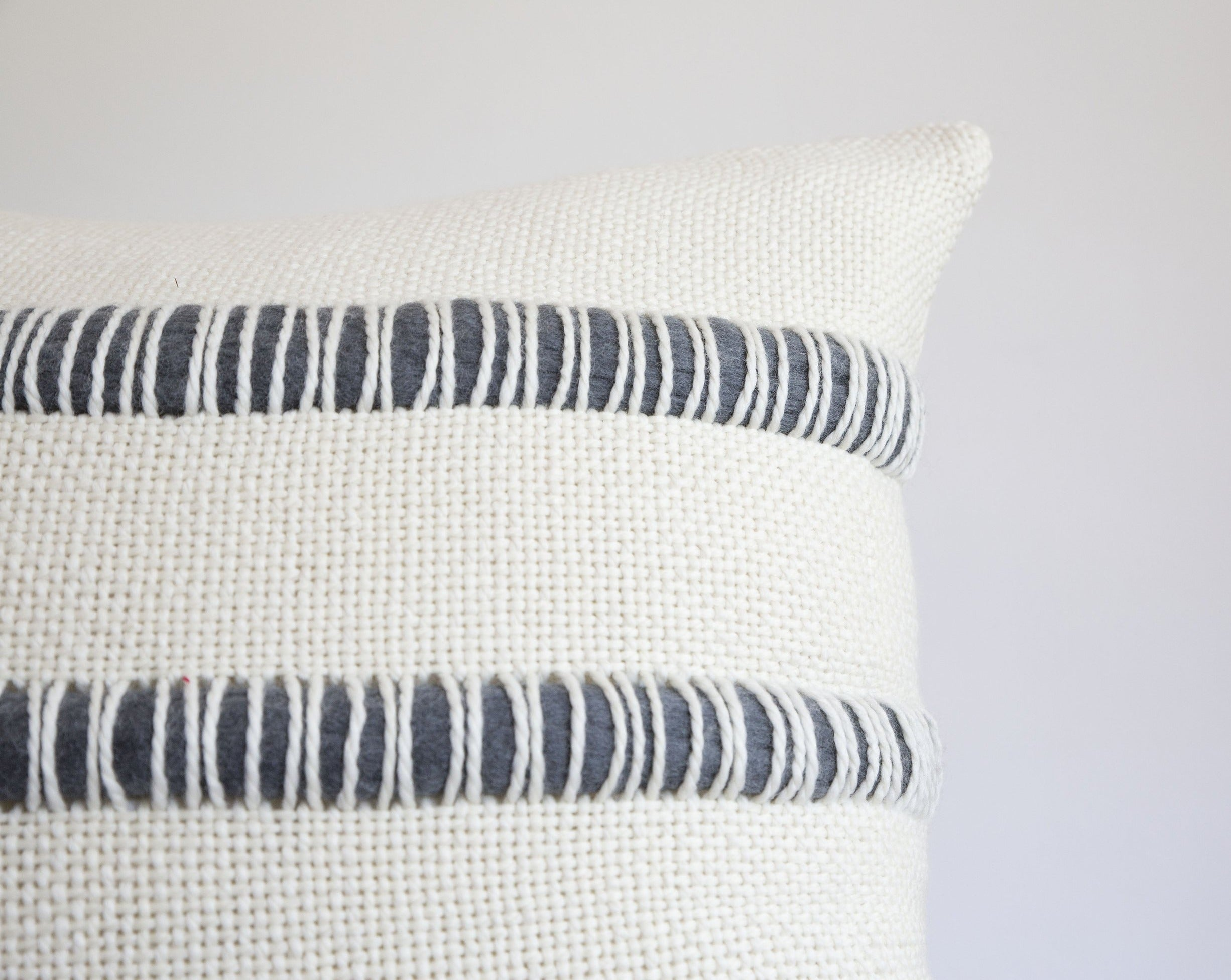 APOLO Pillow in Grey