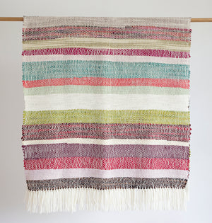 N°10 Unique Merino Wool Blanket