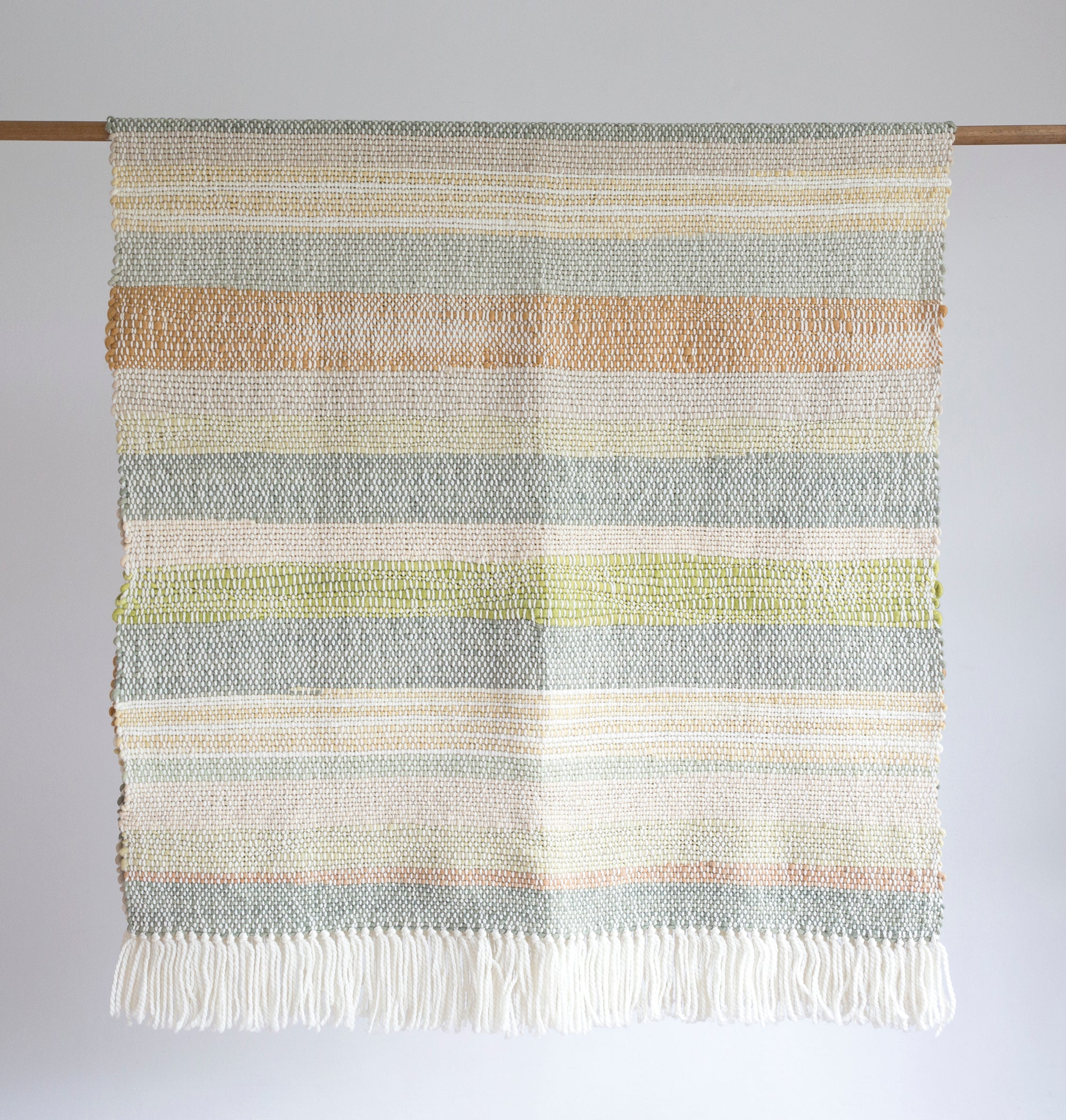 N°5 Unique Merino Wool Blanket