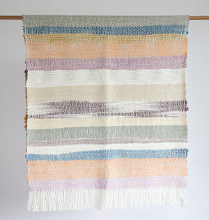 N°7 Unique Merino Wool Blanket