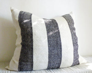 SIMPLE Cover Cushion in Black
