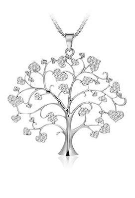 Family Tree Necklace - Julie Porter
