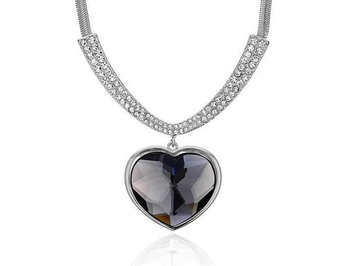 Midnight Kiss Necklace - Julie Porter