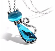 Load image into Gallery viewer, Aristocat Necklace - Julie Porter