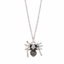 Load image into Gallery viewer, Spider  Necklace - Julie Porter