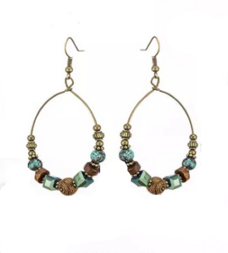 Avery Pierced Earrings - Julie Porter