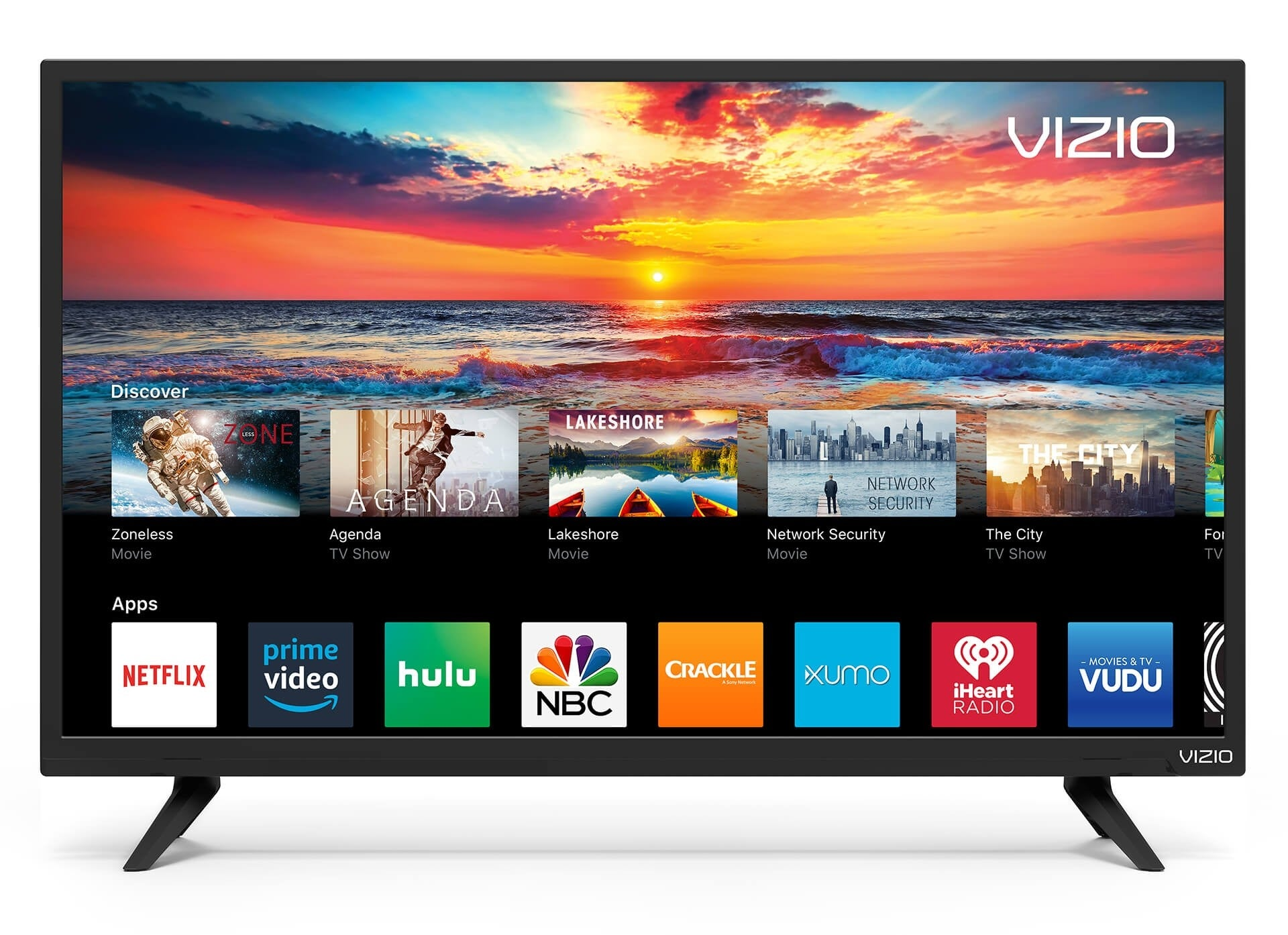 "Vizio Smart TV 32"" LED(Refurbished)"