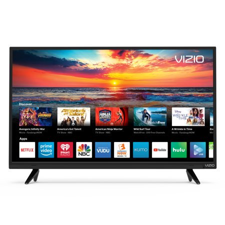 "Vizio Smart TV 32"" LED Digital(Refurbished)"