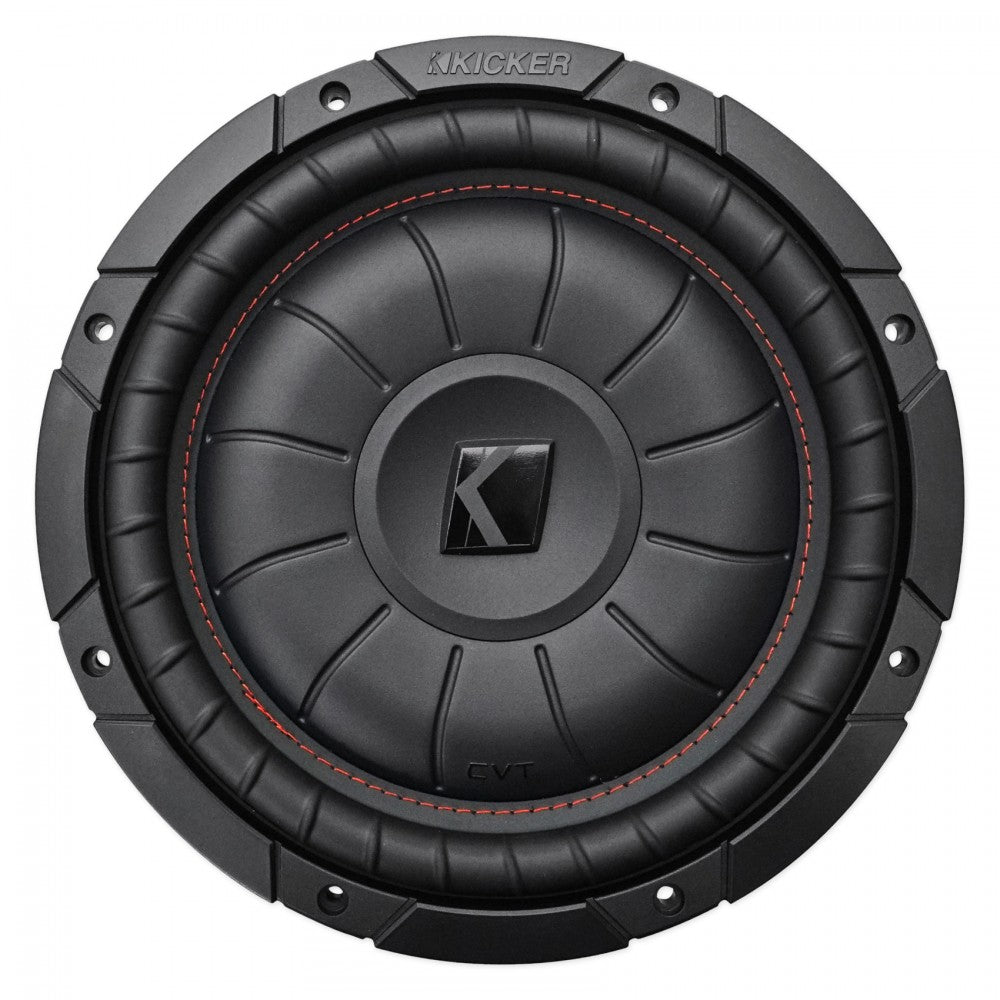 Kicker 43CVT104 Subwoofer Offers High Power Handling