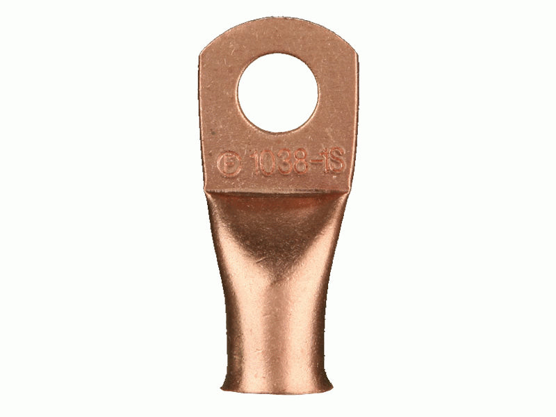 Install Bay CUR2012 - Copper Ring Terminal 2/0 Gauge
