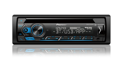 Pioneer PIODEH-S4200BT CD Receiver - Built-in Bluetooth