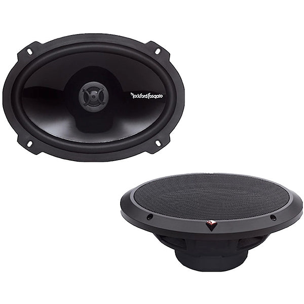 "Rockford Punch Bocinas 6X9"" 150 Watts 2-Ways"
