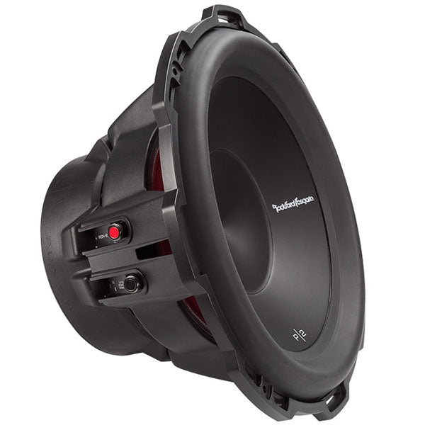 "Rockford Fosgate Punch Bajo Doble Bobina 12"" 800 Watts"