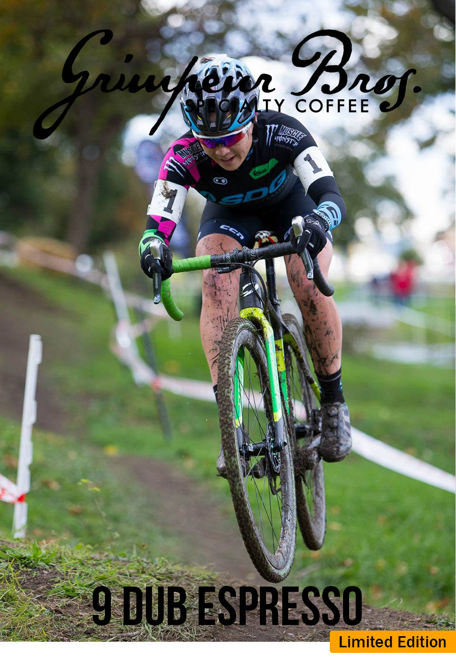 #PandaPower CX 9 Dub Espresso 1 lb Bag Limited Edition