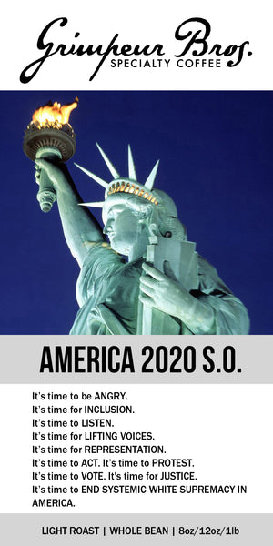 America 2020 Single Origin Coffee