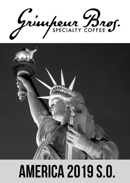 America 2019 Single Origin Coffee