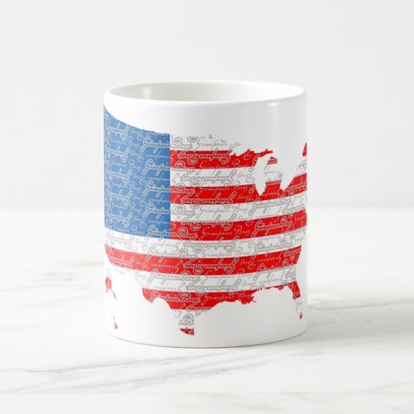 Grimpeur Bros. CX America 2018 11oz Coffee Mug