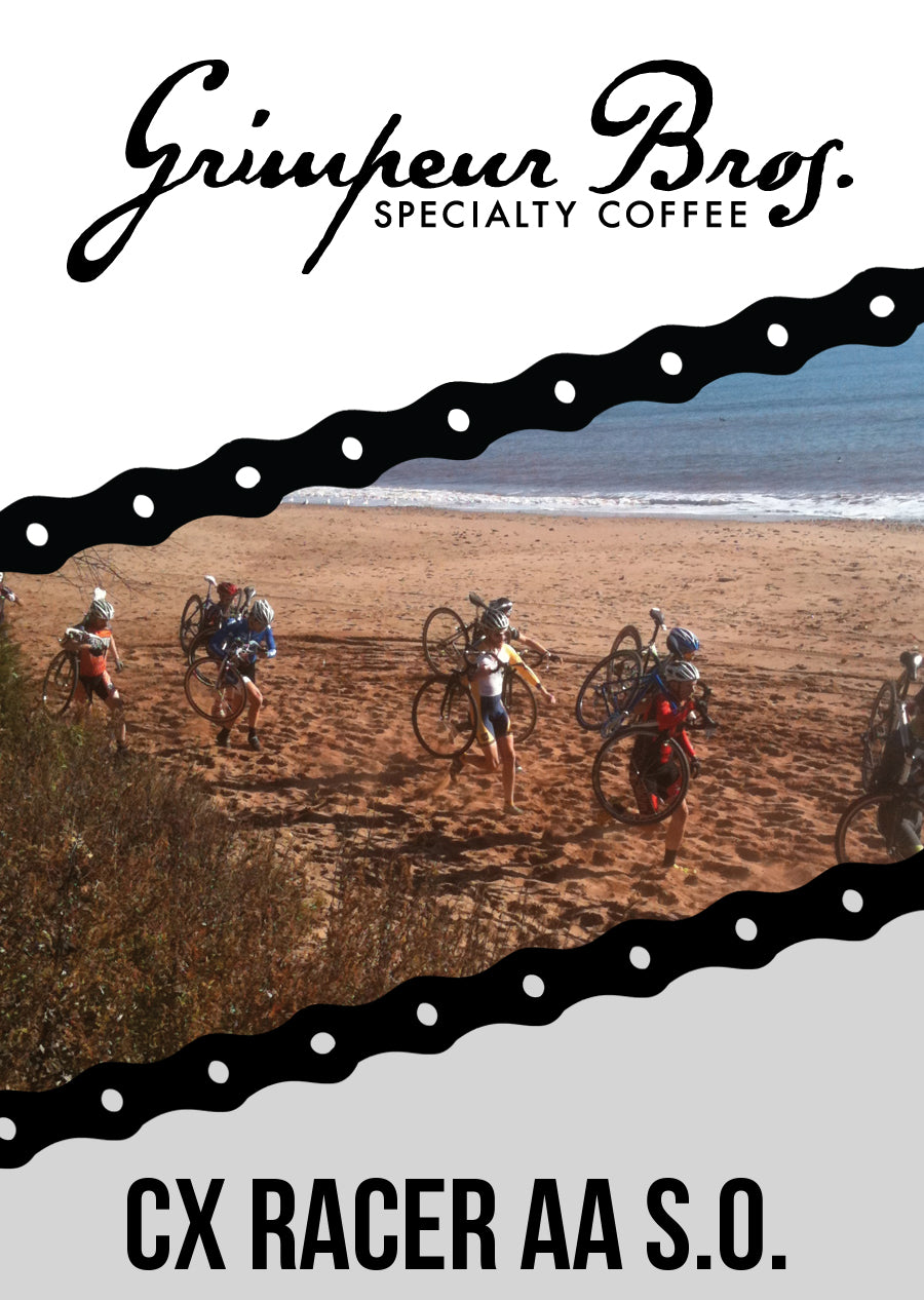 CX Racer Single Origin AA Coffee