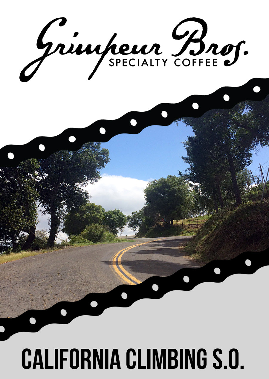 California Climbing Single Origin Coffee