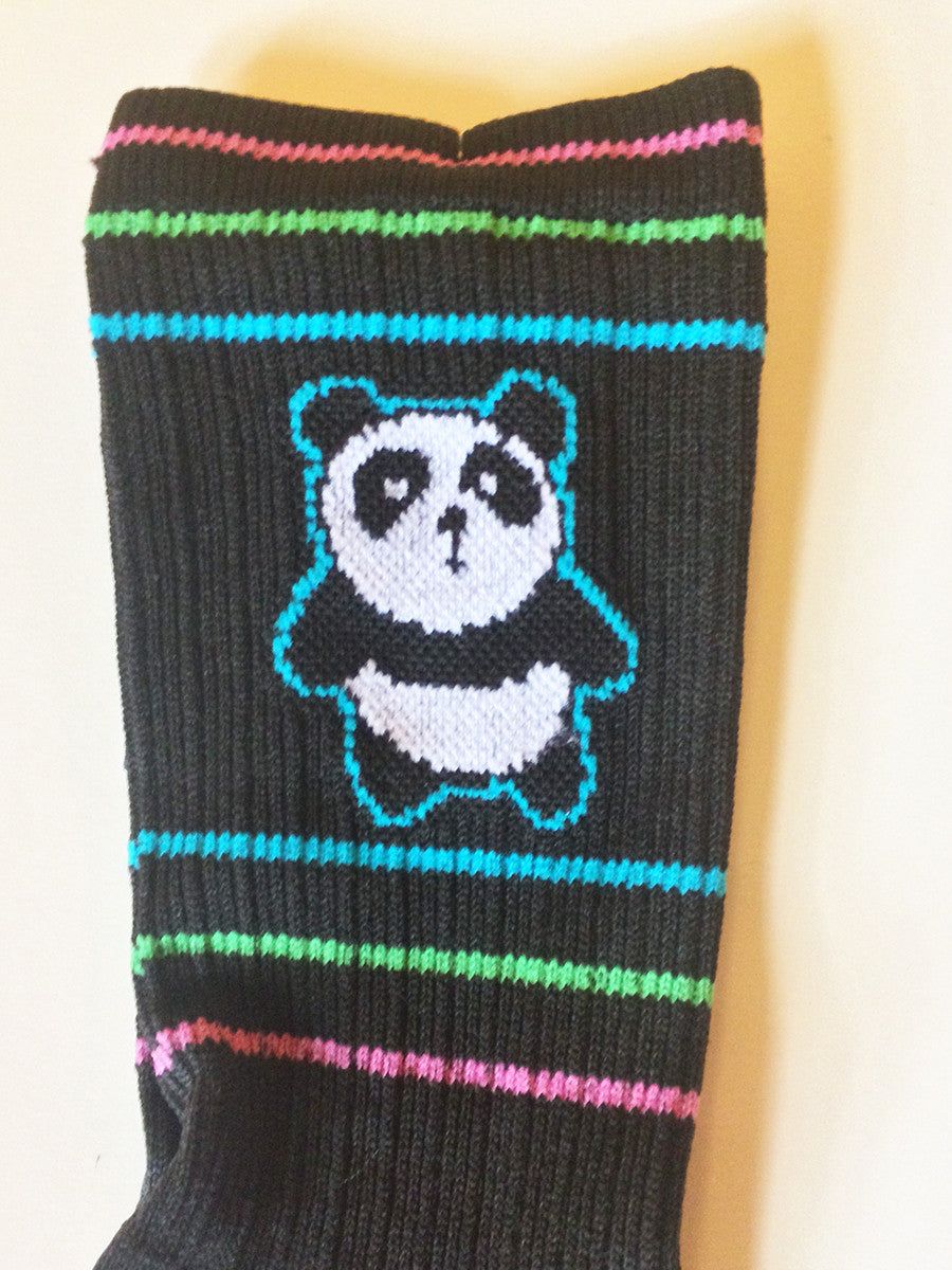 #PandaPower 2.0 Socks + 8oz 9 Dub Espresso Bundle - Limited Edition
