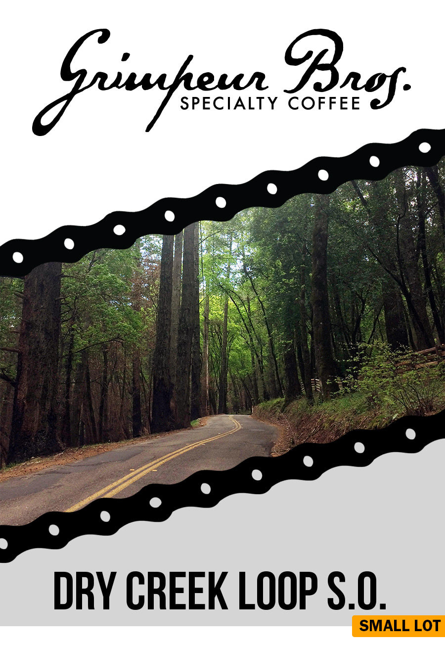 Dry Creek Loop Single Origin Small Lot Coffee