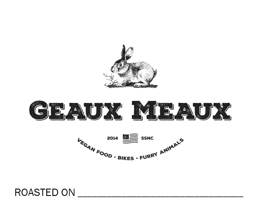 Geaux Meaux Decaf Single Origin Coffee